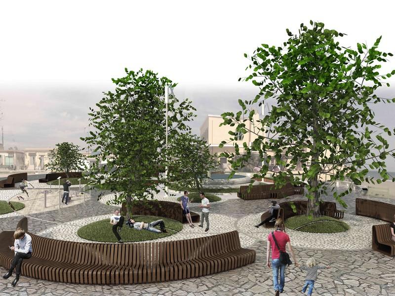 arredo urbano design realizations srl